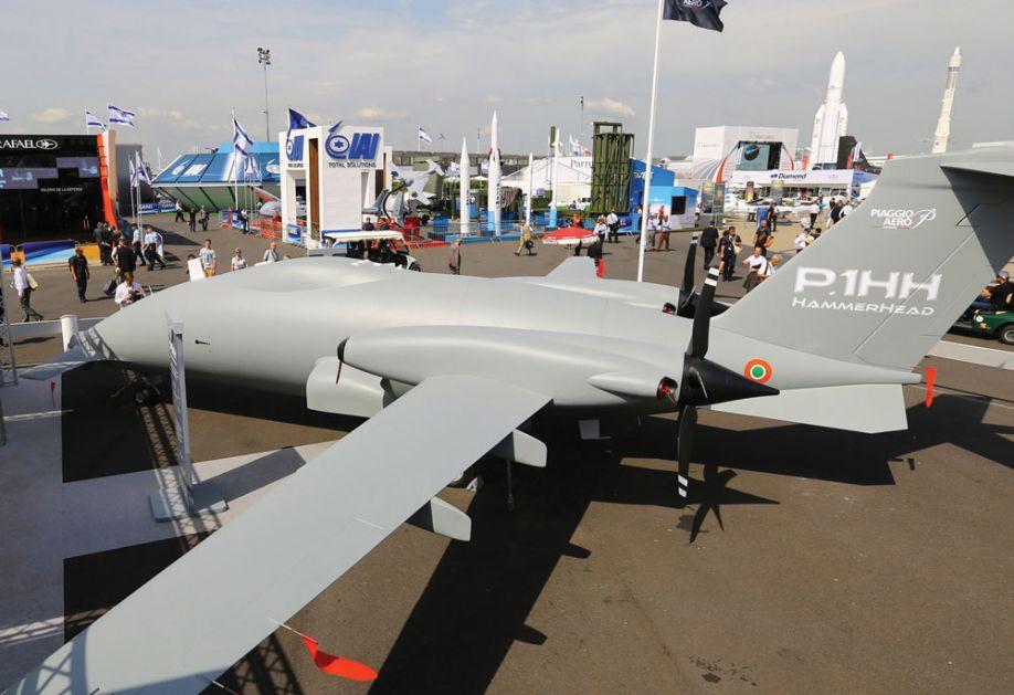 drone militare P-1HH