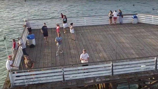 drone pescatore
