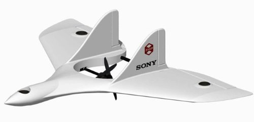 drone sony