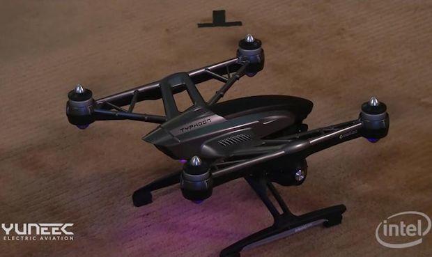 intel droni