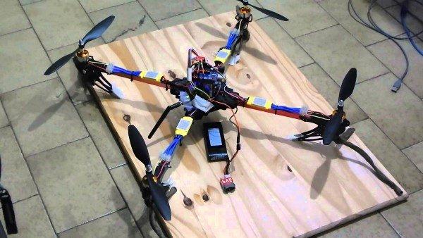 costruire un drone con arduino