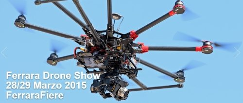 ferrara drone show
