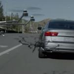 I droni e gli spot: la discussa pubblicità della nuova Audi A6