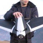 Parrot Disco, innovativo drone a forma di aereo presentato al CES di Las Vegas